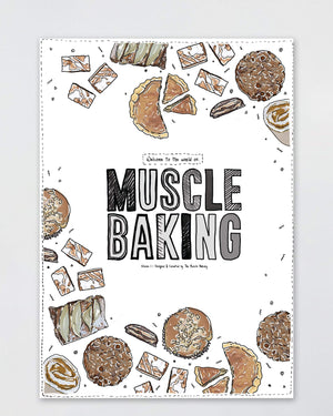 Muscle Baking Recipe Book