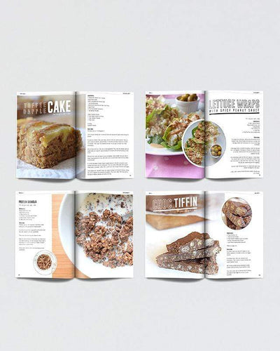 Muscle baking recipe book gymversus muscle baking recipe book forumfinder Choice Image