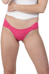 hot pink Brazilian scrunch hipster underwear