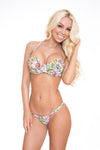 Brazilian Floral Swimwear Top