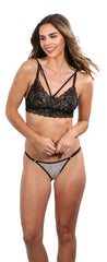 Brazilian Cut String Bikini Panties Women's Underwear