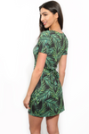 POPPY PALM LEAVES Dress