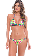 luxury Triangle bikini top