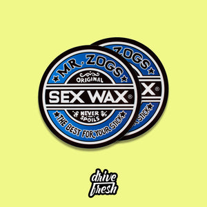 Sex Wax Box - Drive Fresh Monthly