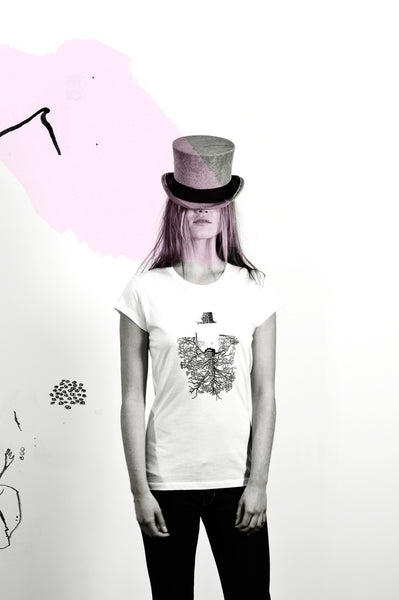 BEARDY girls tee
