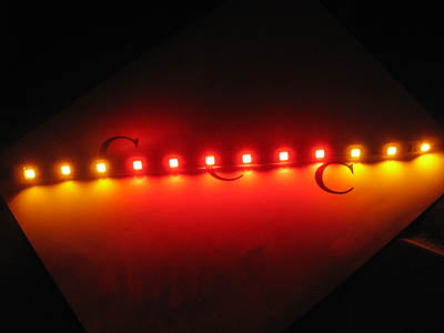 30 cm 5050SMD Run/Brake/Turn LED Strip