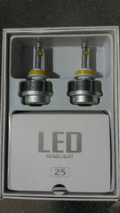 LED Afterburner LED Headlight Lamps & Passing Lamps