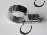 P-Clamp  -  Chrome or Black