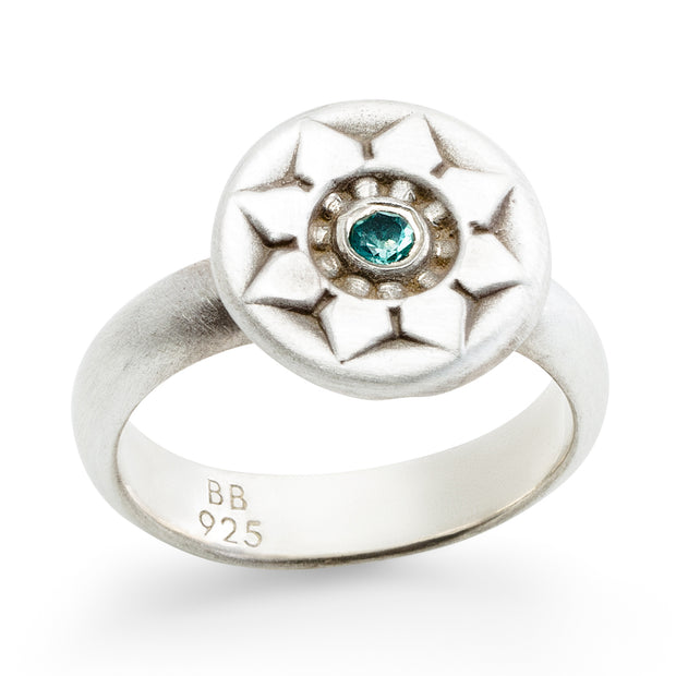 Ancient Flower Ring