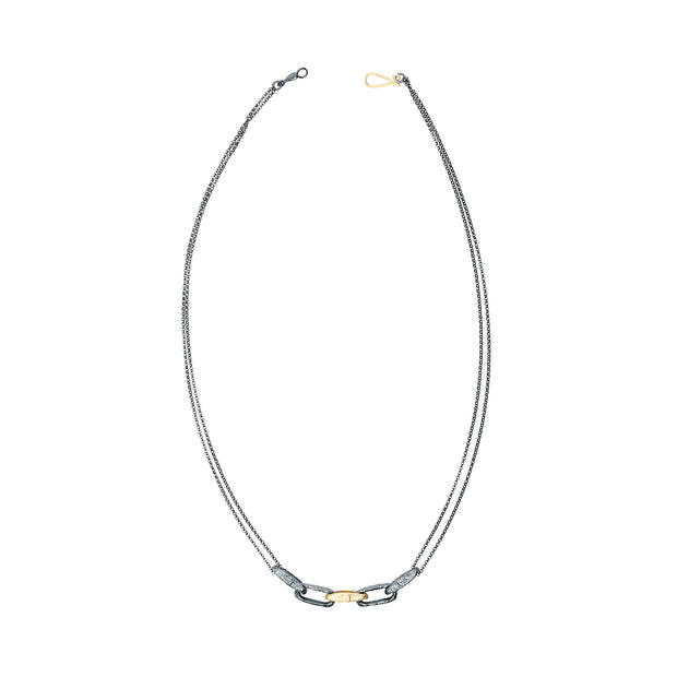 5 Link Desi Necklace