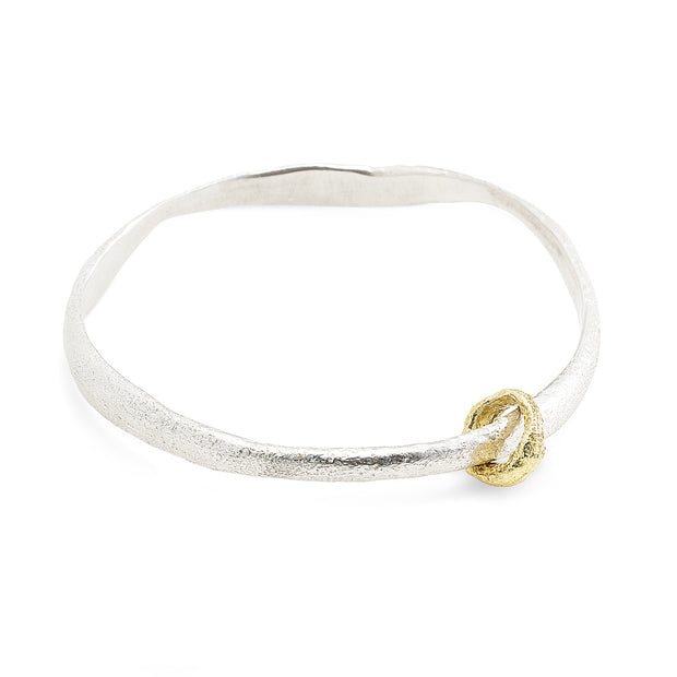 Molten Bangle w/ Ring