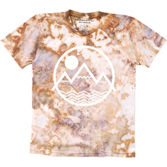 Coloradical Colorado Vibes Tie-Dye TShirt