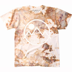 Coloradical Colorado Vibes Tie-Dye T-Shirt