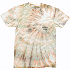 Legalize Acid Tie-Dye Pocket Tshirt