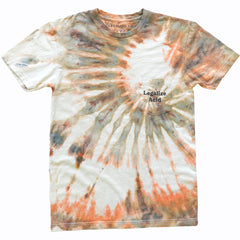 Legalize Acid Tie-Dye Pocket Shirt