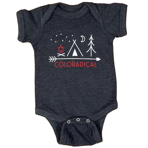 Camp Coloradical Onesie