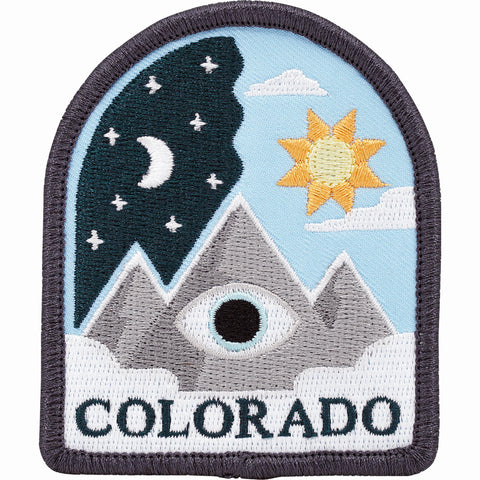 Colorado Eye Patch
