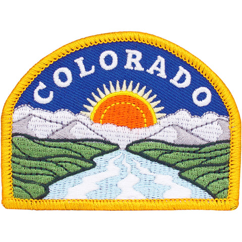 Colorado River Patch