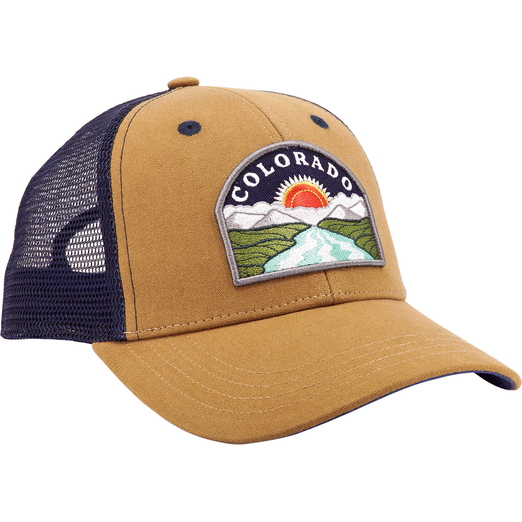 Colorado River Trucker Hat (Acorn)