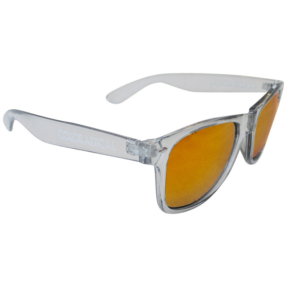Bueller Sunglasses (Smoked Clear)