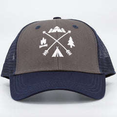 Colorado X Arrows Camping Logo Hat