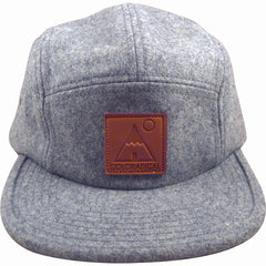 Wool 5-Panel Camper Hat