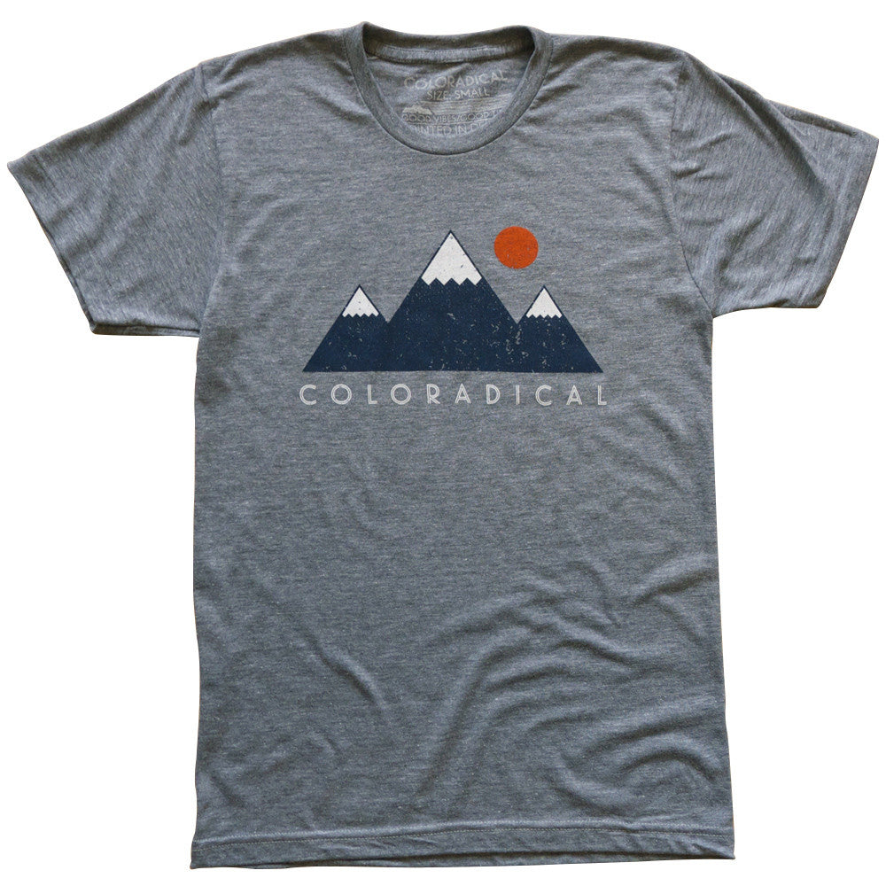 Vintage Three Mountain T-Shirt (Men's)