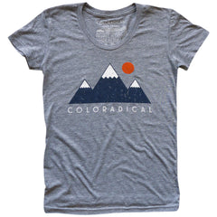 Vintage Three Mountain T-Shirt (Women's)