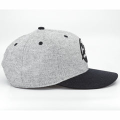 Vibe Mountain Snapback (Herringbone)