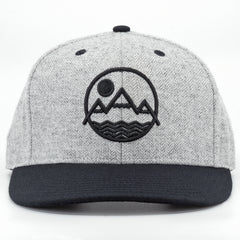 Coloradical Colorado Snapback Wool Hat