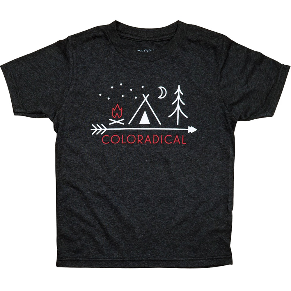 Camp Coloradical Kid's T-Shirt