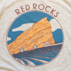 Red Rocks T-Shirt (Women's)