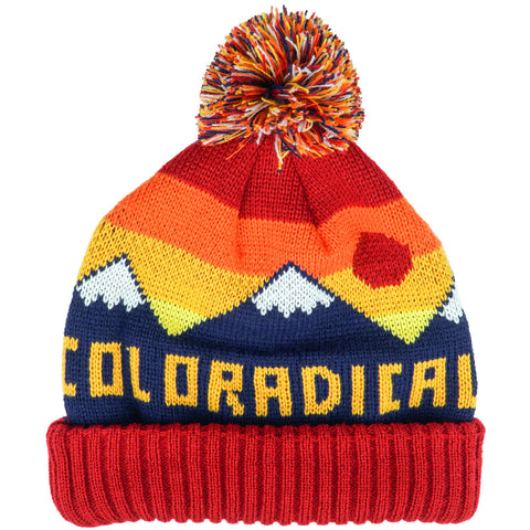 Three Mountain Beanie