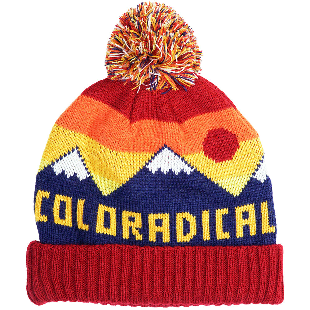 Three Mountain Slouch Beanie