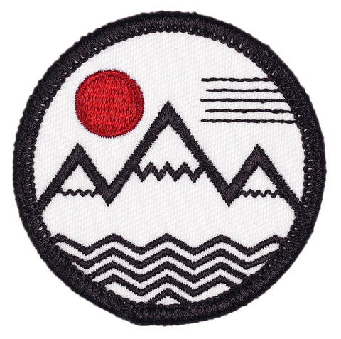 "Vibe Mountain 2"" Patch"