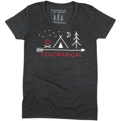 Camp Coloradical T-Shirt (Women's)