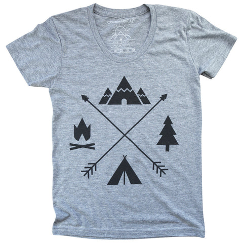 X-Arrows T-Shirt (Women's)