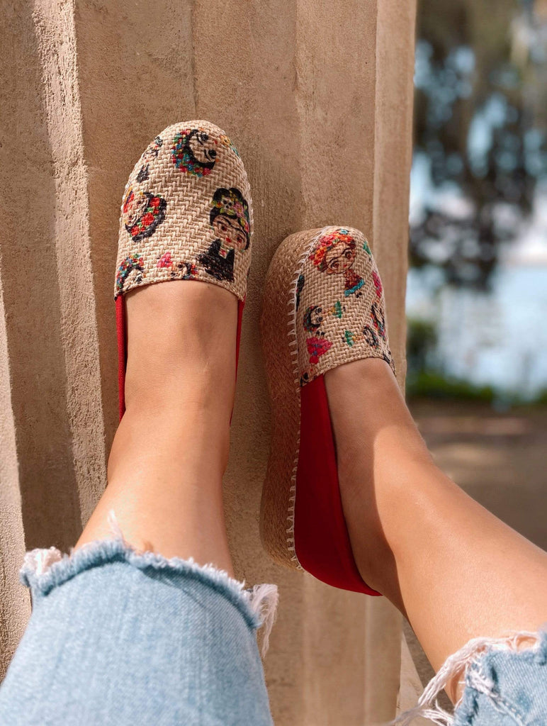 Friduchitas Espadrilles - LaPerlaMX