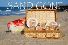 Sand Gone Honeymoon Suite Case - Sand Gone