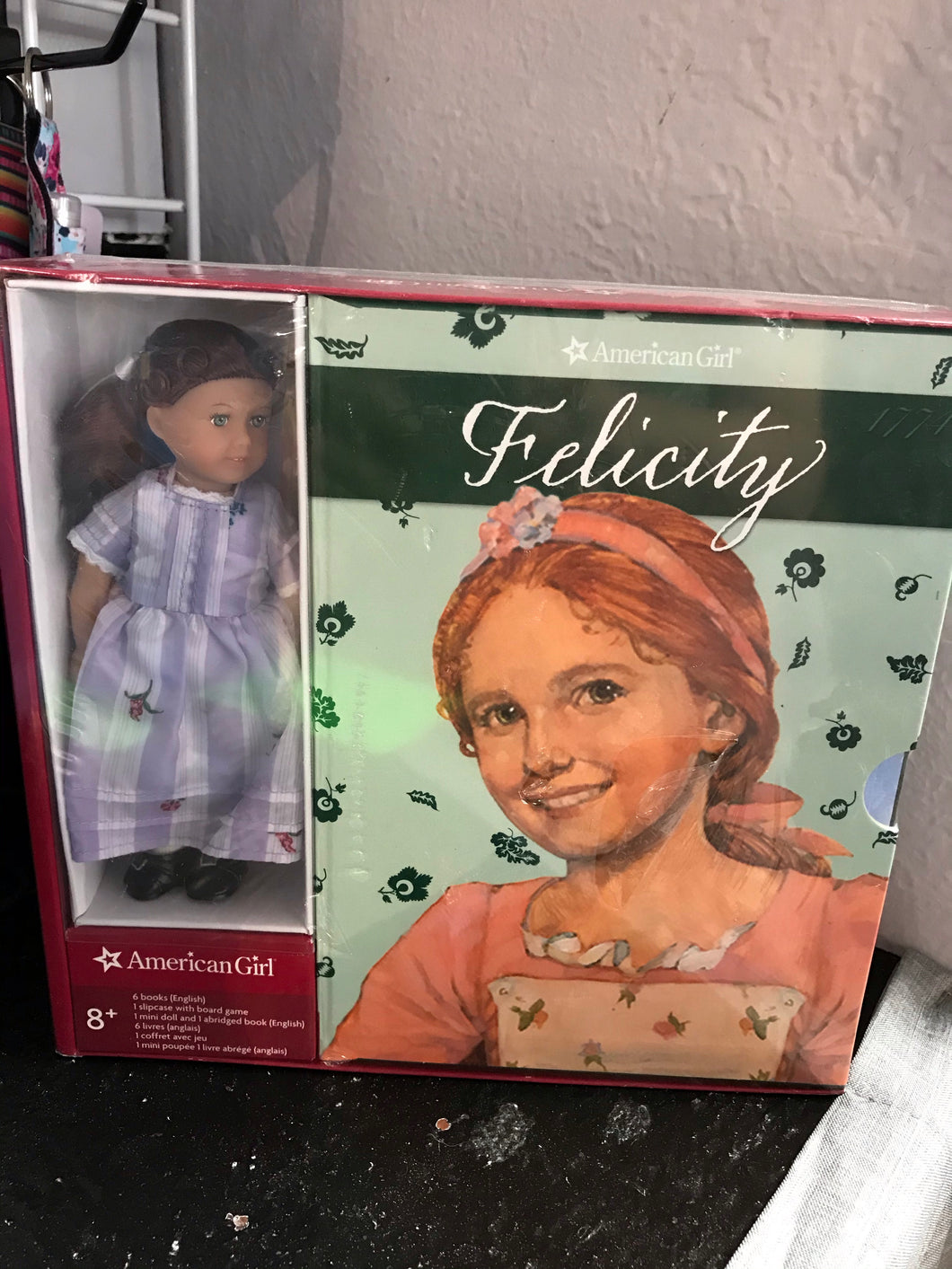 American Girl Felicity MIP Boxed Set