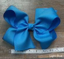 Load image into Gallery viewer, Jumbo Hairbow