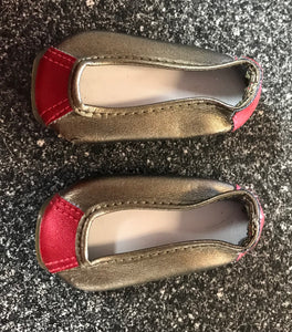 American Girl Two Tone Flat Shoes