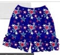 Load image into Gallery viewer, Ruffle shorts-boom boom baby