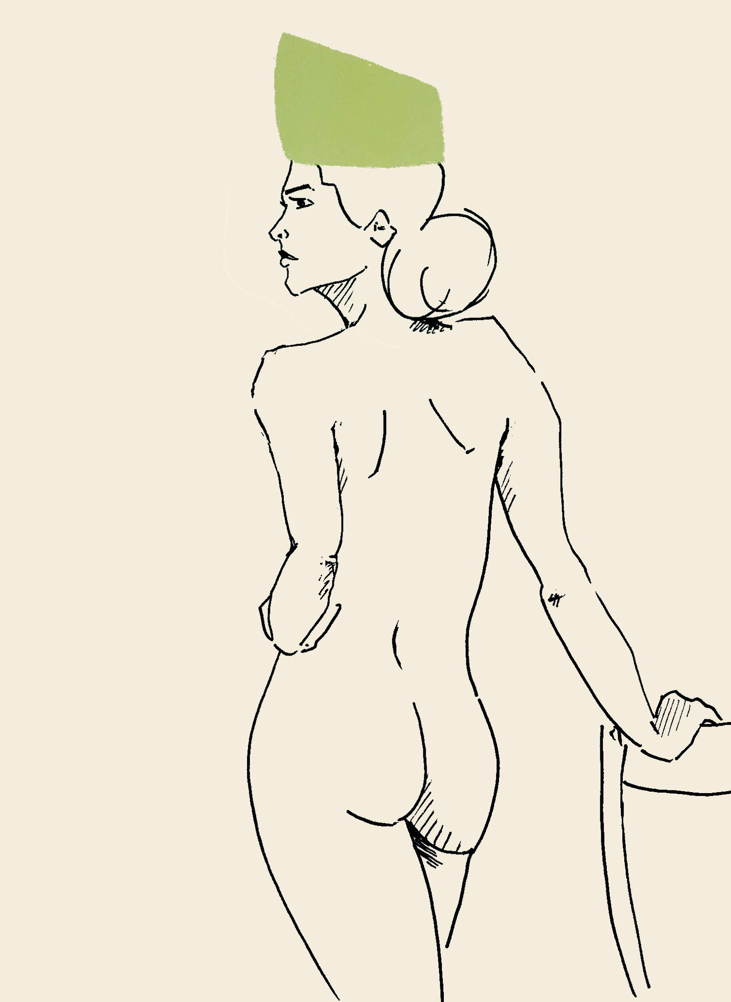 Signup Now For December's Open Figure Drawing Session