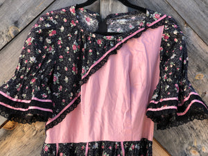 Unique Vintage Square Dancing Dress Size 8 / 10