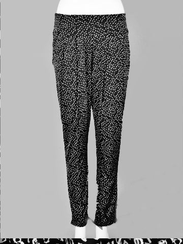 QUINZE HAREM TROUSERS