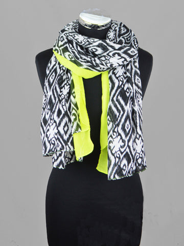Vimoda Abstract Pattern Lightweight Scarf