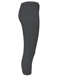 Rendez-Vous Anthracite 'Jenny' 3/4 Length Leggings