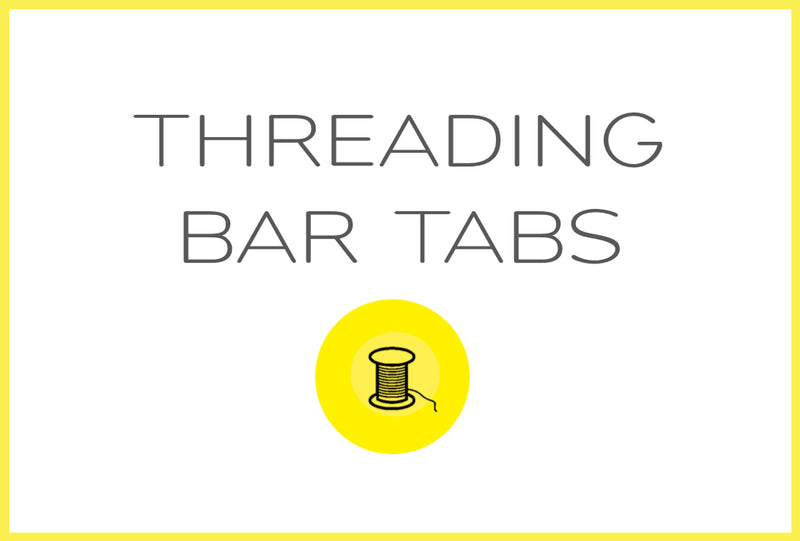 BAR TABS · THREADING