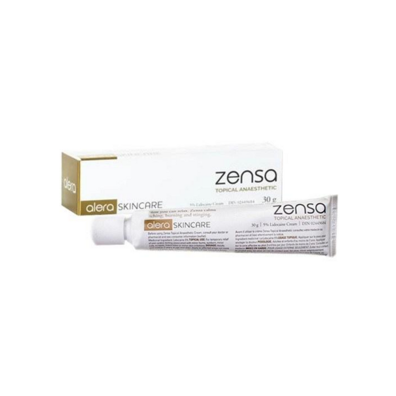 ZENSA NUMBING CREAM